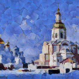 Yury Malkov - Cold Winter Church