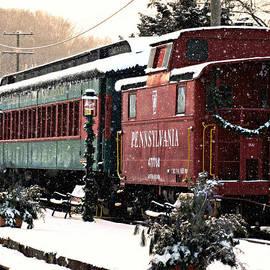 Colebrookdale Railroad in Winter
