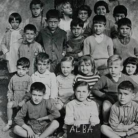 Colette V Hera  Guggenheim  - Colette in Preschool Class in Alba France