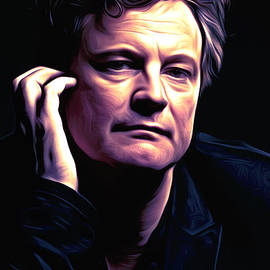 Larry Espinoza - Colin Firth