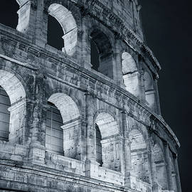 Joan Carroll - Colosseum Before Dawn