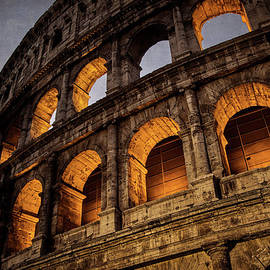 Joan Carroll - Colosseum Dawn