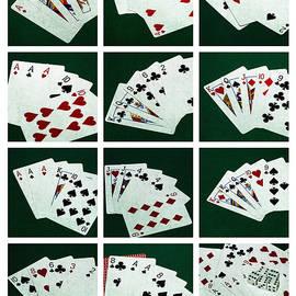 Alexander Senin - Collage Poker Hands 1