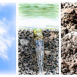 Alexander Senin - Collage The Fifth Element