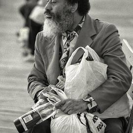 Jeff Breiman - Collecting Bottles On the Boardwalk