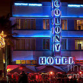 Rene Triay Photography - Colony Hotel South Beach