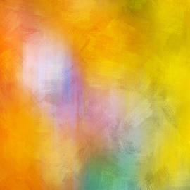 Christina Rollo - Color Abstract Painting