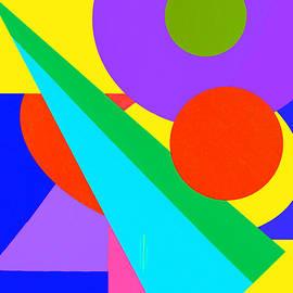 Regina Geoghan - Color and Shape Series  #2