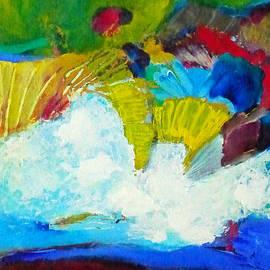Valerie Erichsen Thomson - Color Waiting