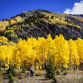 Janice Rae Pariza - Colorado Autumn Hike
