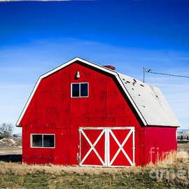 Janice Rae Pariza - Colorado Barn on the Farm