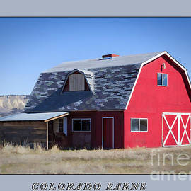 Janice Rae Pariza - Colorado Barns