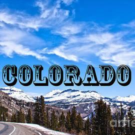 Janice Rae Pariza - Colorado Blues