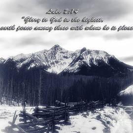 Janice Rae Pariza - Colorado Christmas Card