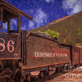 Janice Rae Pariza - Colorado Engine #486