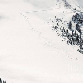 Janice Rae Pariza - Colorado Extreme Skiing