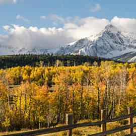 Aaron Spong - Colorado Gold Panorama