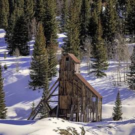 Janice Rae Pariza - Colorado Idarado Mine Snow