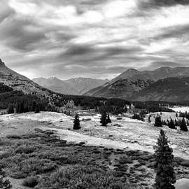 Dan Sproul - Colorado In Black And White
