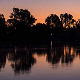 Denise Dube - Colorado Lagoon Sunrise By Denise Dube