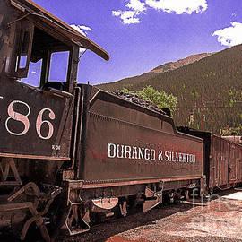 Janice Rae Pariza - Colorado Narrow Gauge Railway