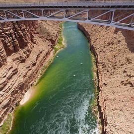 Alexey Stiop - Colorado River and Navajo Bridge