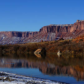Southwindow Eugenia Rey-Guerra  - Colorado River reflections
