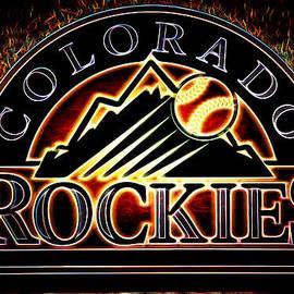 Stephen Stookey - Colorado Rockies Logo