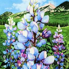 Barbara Jewell - Colorado Summer Blues