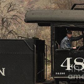 Janice Rae Pariza - Colorados Durango Silverton Engine 480