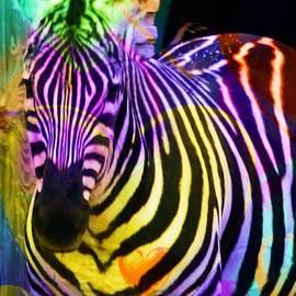 Kathleen Struckle - Colored Stripes