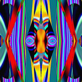 Alfred Kazaniwskyj - Colorful  21