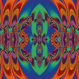Alfred Kazaniwskyj - Colorful  23