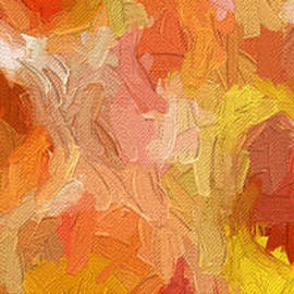 Andee Design - Colorful Abstract 110 Panorama