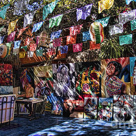 David Smith - Colorful Art Store in Mexico
