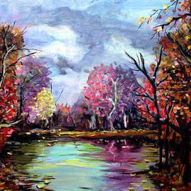 Amani Al Hajeri - Colorful Autumn