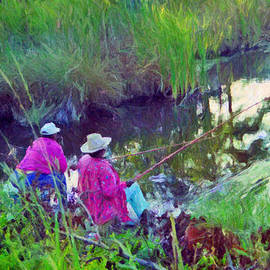 Patricia Greer - Colorful Canepoler Women of South Carolina