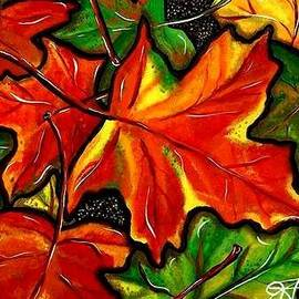Jackie Carpenter - Colorful Carpet
