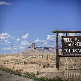 Janice Rae Pariza - Colorful Colorado Welcome