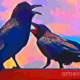 John Malone - Colorful Crows