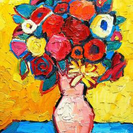 Ana Maria Edulescu - Colorful Flowers