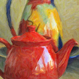 Kenny Francis - Colorful Pottery