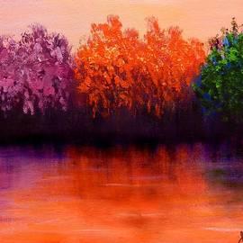Lilia D - Colorful Seasons