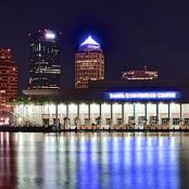 Frozen in Time Fine Art Photography - Colorful Tampa Bay Nightlife