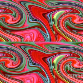Tina M Wenger - Colorful Waves