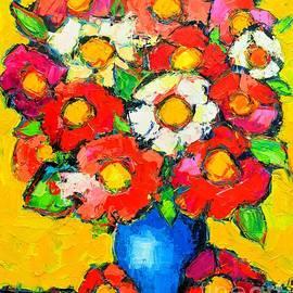 Ana Maria Edulescu - Colorful Wildflowers