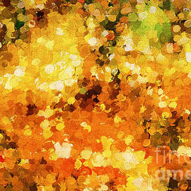Darren Fisher - Colors of Autumn Abstract