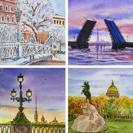 Irina Sztukowski - Colors Of Russia Saint Petersburg