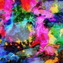 Catherine Lott - Colors Silked Lion