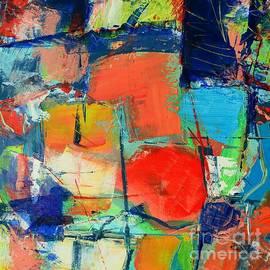 Ana Maria Edulescu - Colorscape